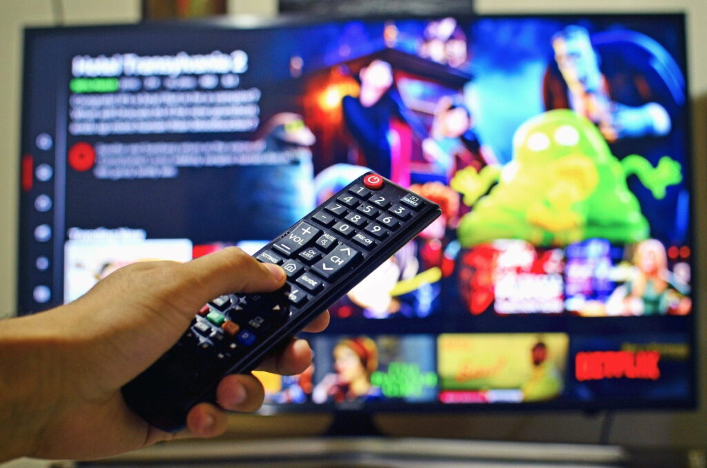 netflix television tv